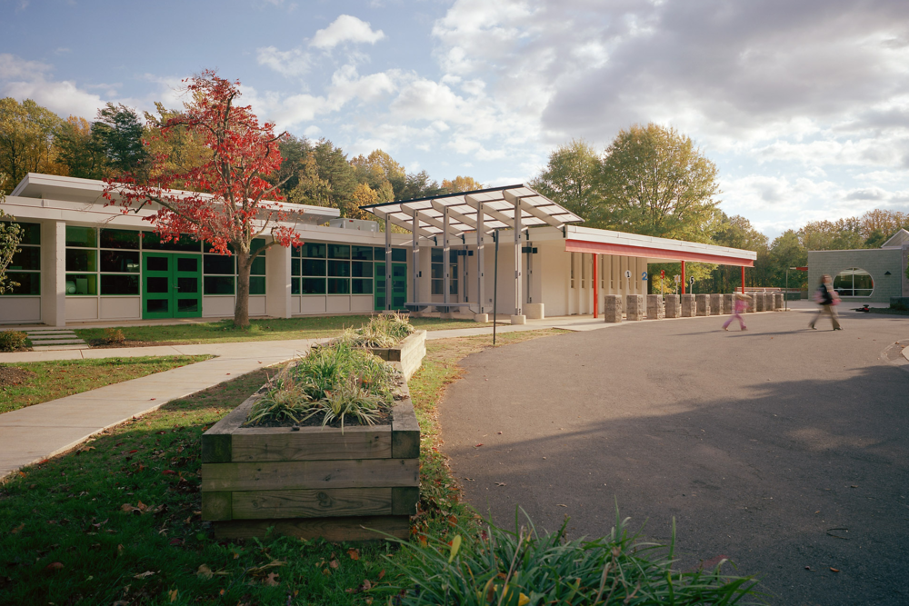 Green Acres School, Main Building