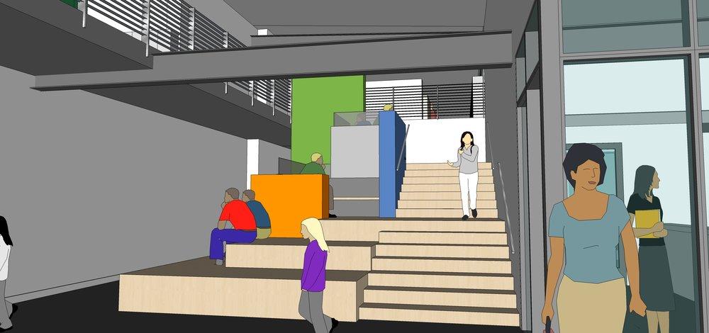 CPCS_Model - Elementary Stair View 1.jpg