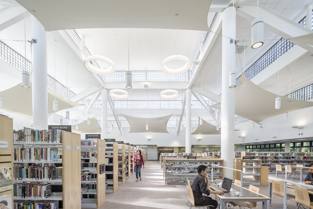 Tysons Pimmit Library