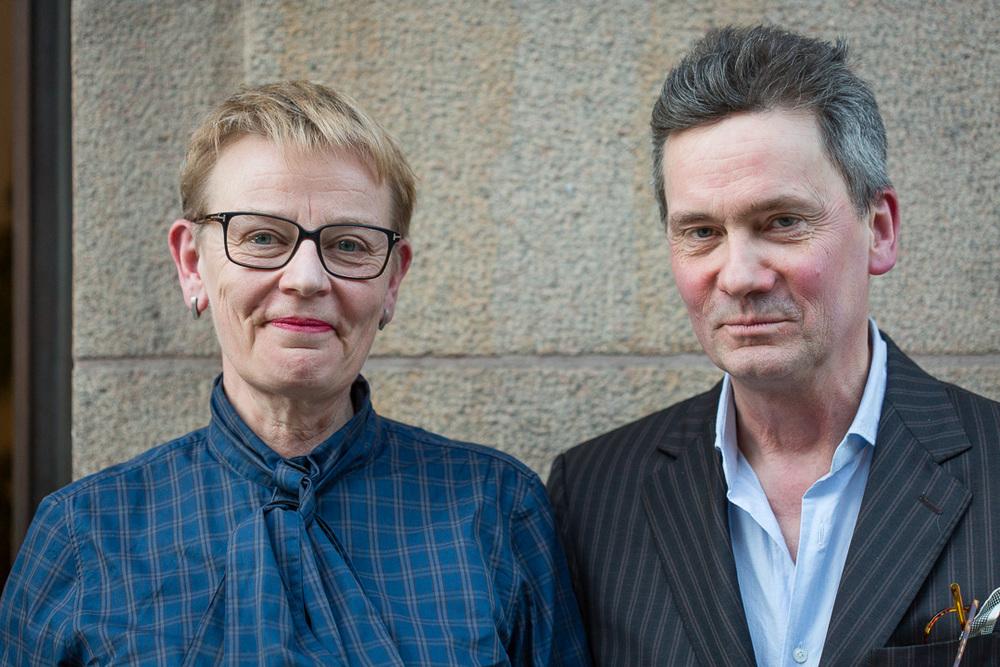 Ingrid Svensson och Torbjörn Schmidt