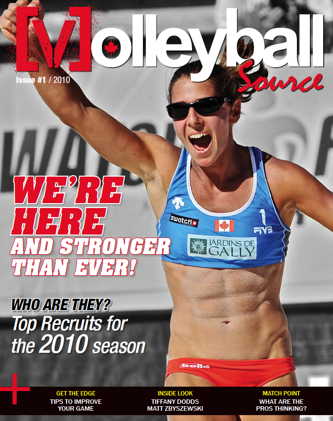 Volleyball Source Magazine Vol.1 Issue#1.png