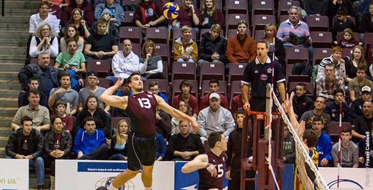 McMaster's Jori Mantha has been named the 2013-2014 OUA Player of the Year.