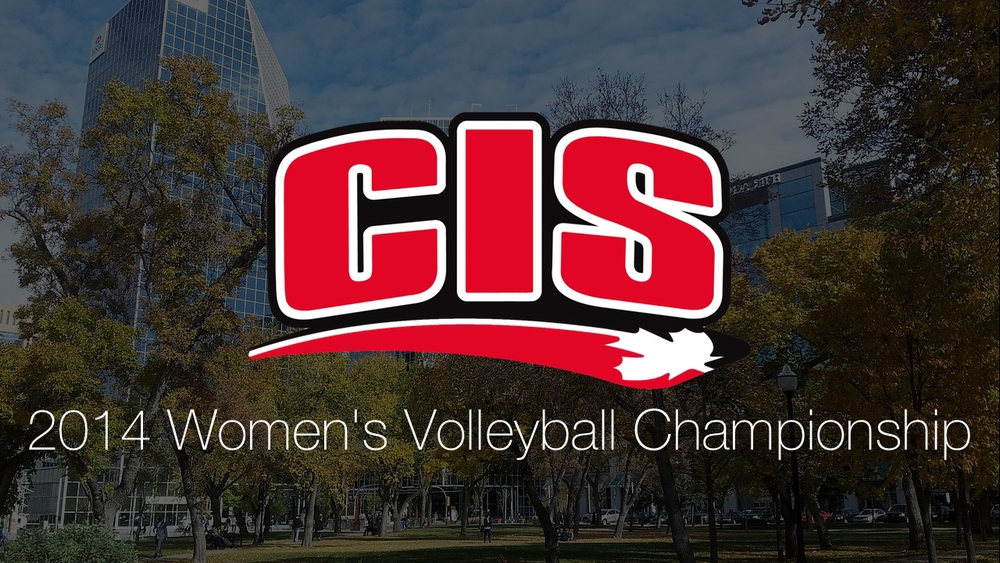 Regina, Saskatchewan - Home of the 2014 CIS Men's Volleyball Championship.