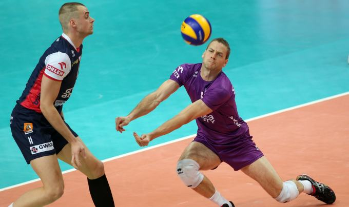 Canadian libero Dan Lewis and Zaksa Kedzierzyn-Kozle take on Resovia in the deciding match of their Plus Liga semi-final today