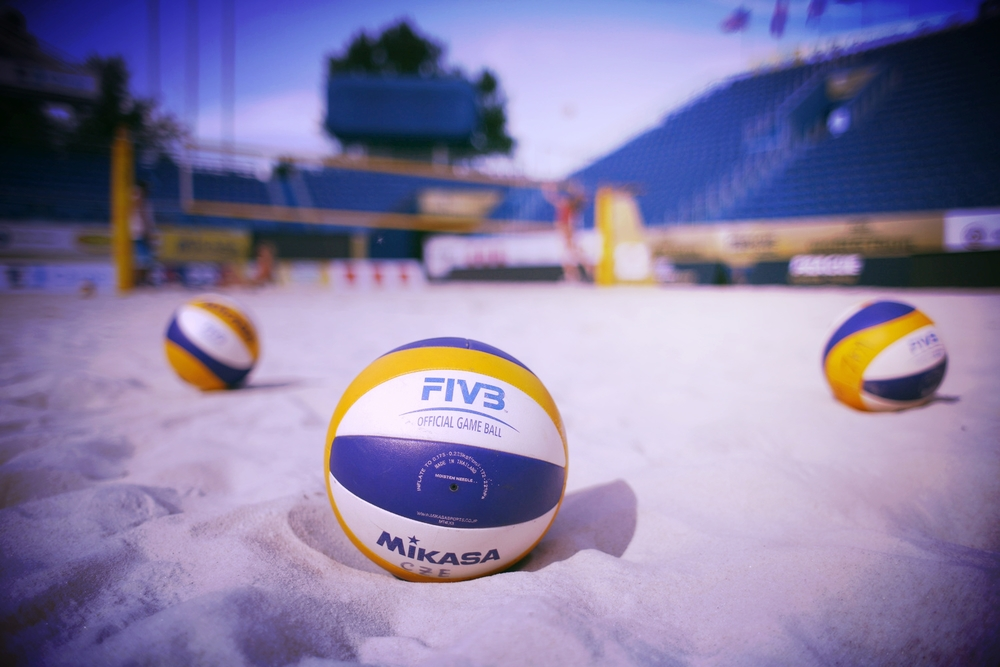 The Prague open kicks off this week.  Photo: FIVB