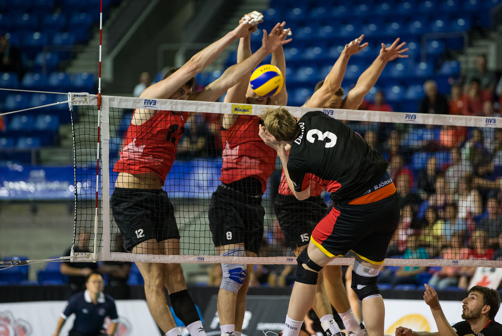 Canada plays Belgium for the last time in World League, top spot in Pool C is on the line  Photo: FIVB