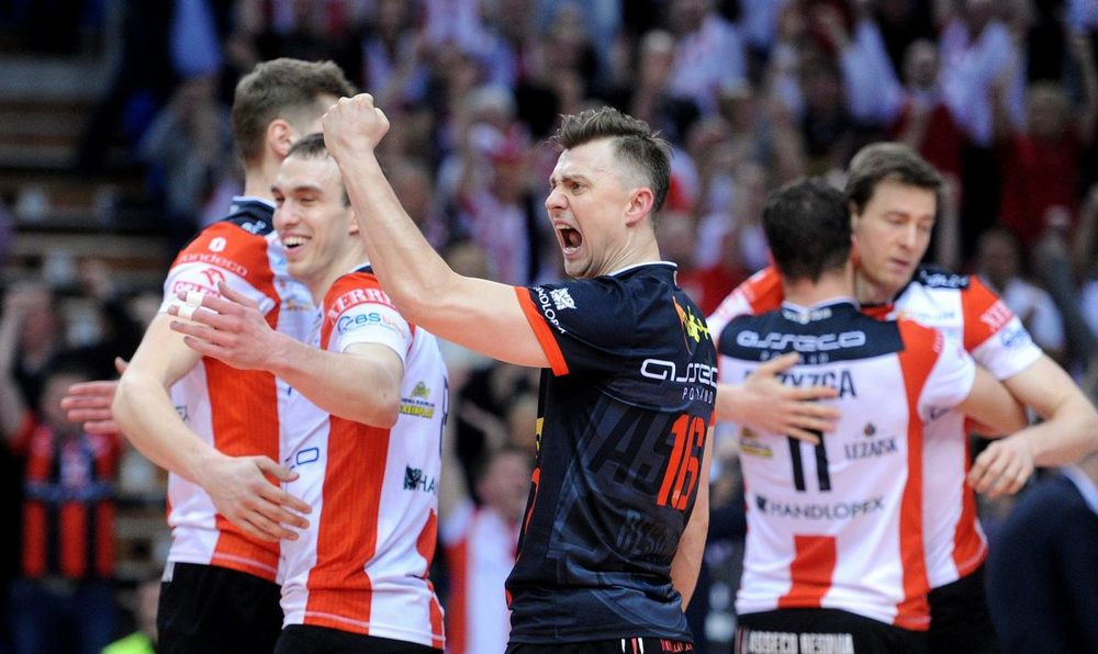 Krysztof Ignaczak is the defensive and emotional leader for Rzeszow and will be relied on heavily this weekend. Photo: Asseco Resovia Rzeszow