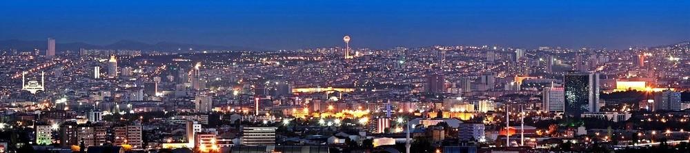 Ankara, Turkey. Photo:  LoudHmen