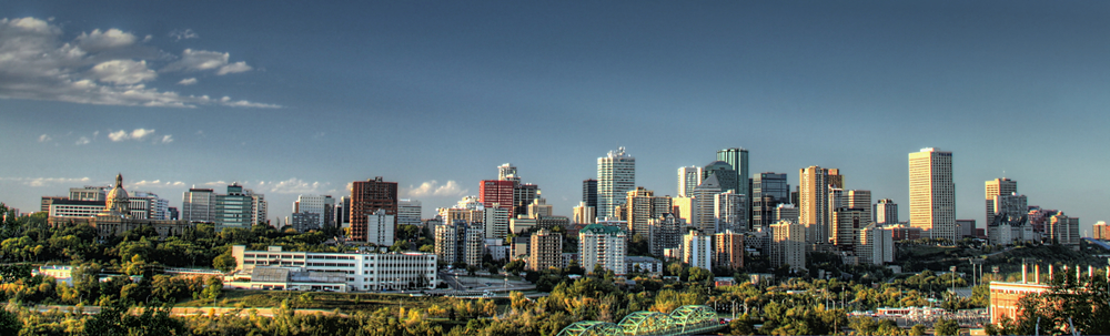 Edmonton, Alberta, Canada. Photo: WinterE229