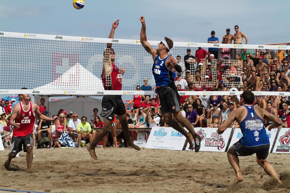 The 2012 Olympic Trials.Photo: Zoran Milich, Sporsnet.ca and Sportsnet Magazine