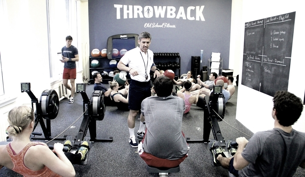 Old School Fitness   New York City's first team fitness experience   ATTEND A CLASS
