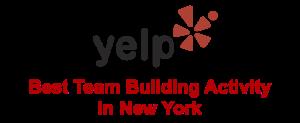 Yelp - Best Team Building Activity in New York