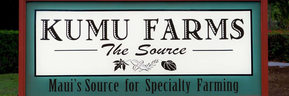Kumu Farms at The Maui Tropical Plantation