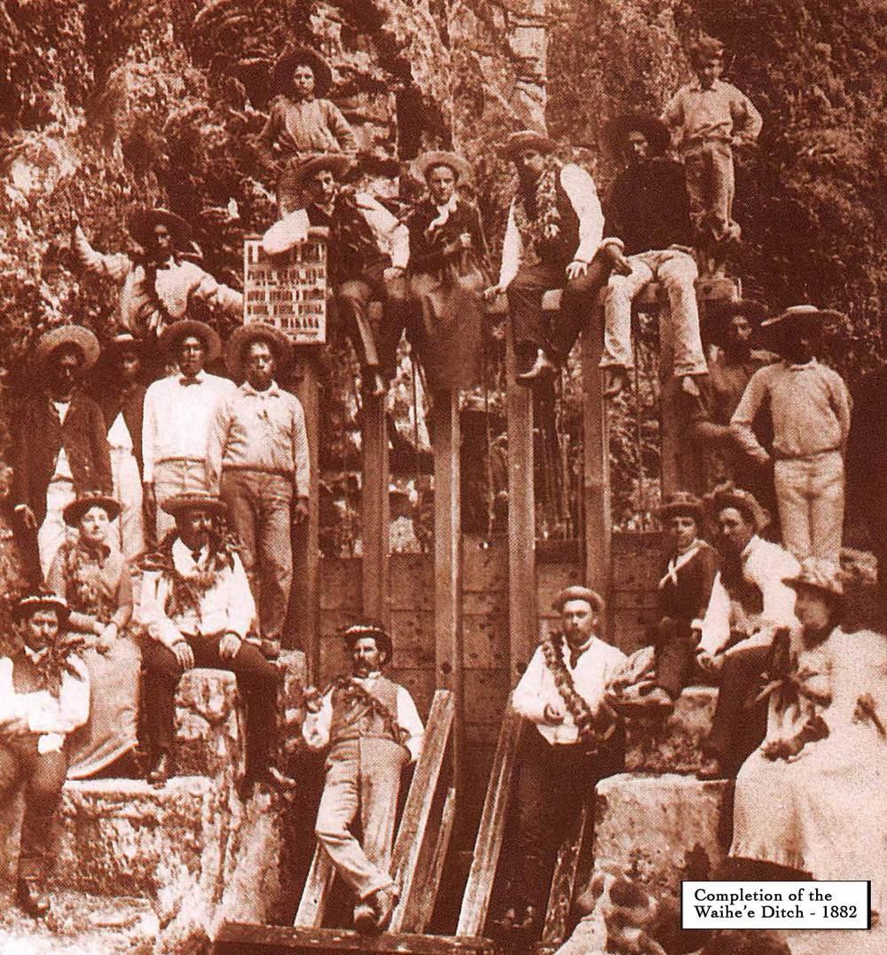 Historical Maui Waikapu