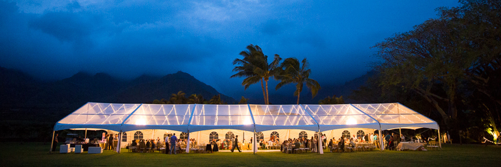Maui Tropical Plantation Mill House Tent Events