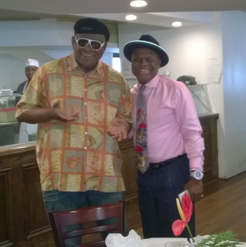 Michael Colyar and George Wallace