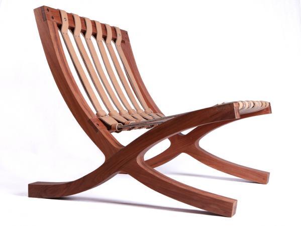 Van der Gan Chair from Fabrica