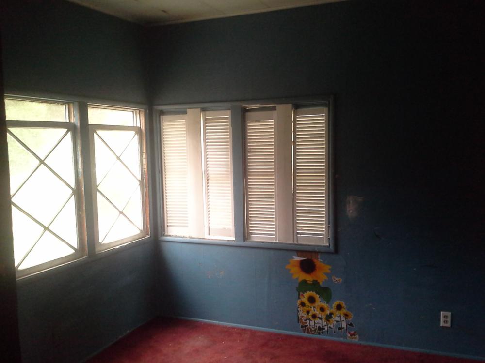 View of master bedroom.