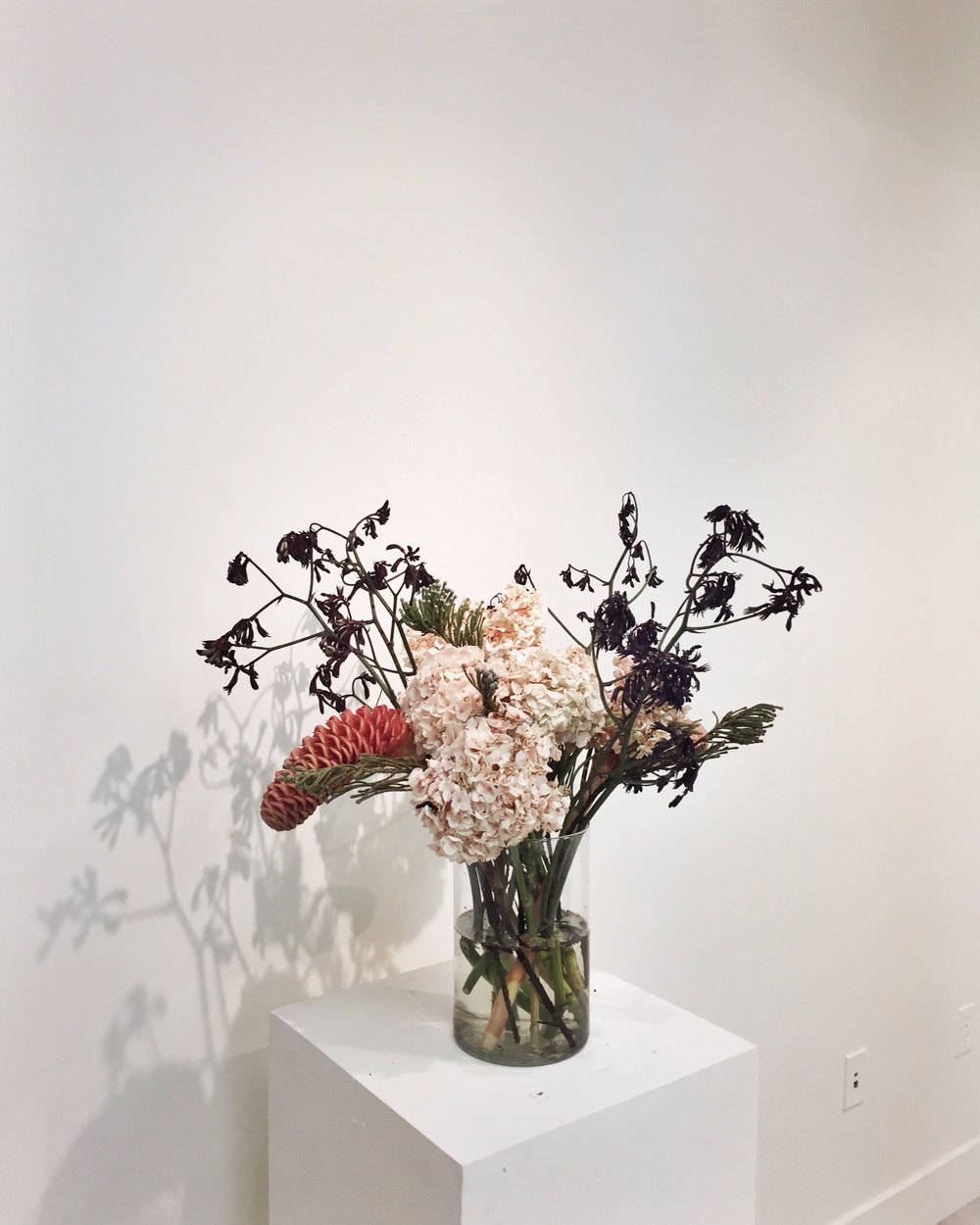 Collaborative Floral Installation   Statement + Info
