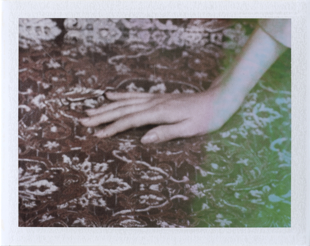 I have been here before, but you know this place.  Instant film photograph, 2013   Info + Statement