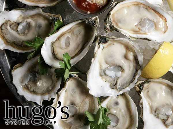 $1 Blue Point Oysters   Hugo's Oyster Bar  | Roswell