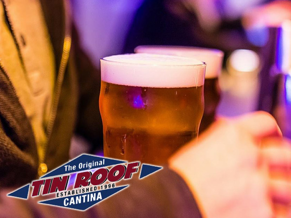 $1 Draft and $4 Pitchers of Miller High Life Tin Roof Cantina | North Druid Hills