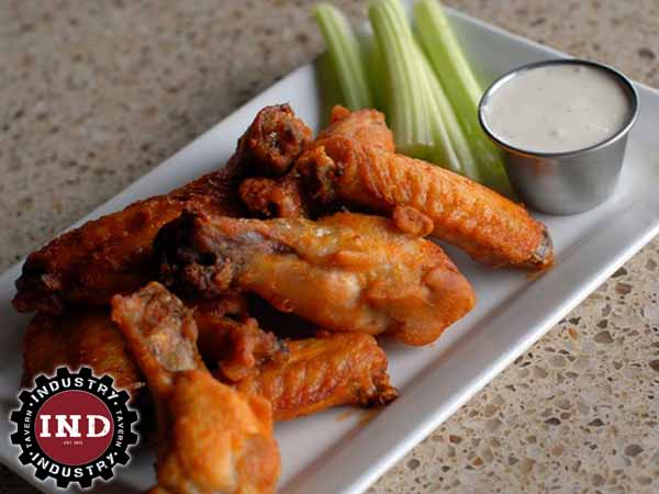 1/2 Price Chicken Wings   Industry Tavern  | Buckhead