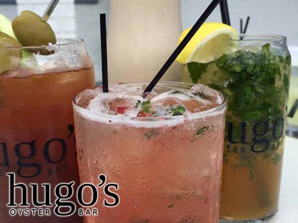 $5 Cocktails for Ladies   Hugo's Oyster Bar   | Roswell