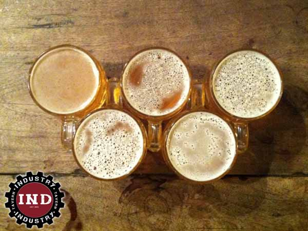 $4 Sam Adams Seasonal Industry Tavern | Buckhead