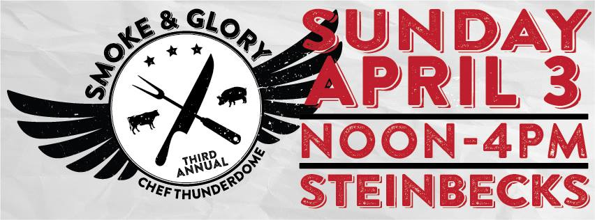 Smoke & Glory Split's can't miss April Events