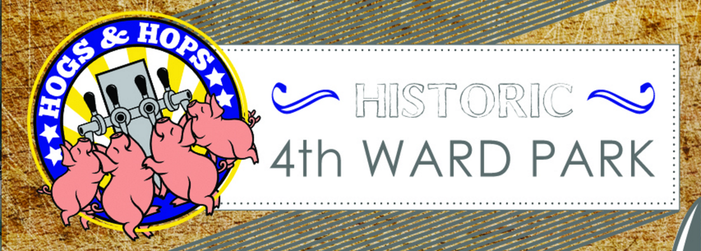 Hogs & Hops at Historic 4th Ward - Split's can't miss April events