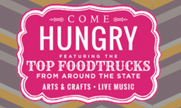Come Hungry feauturing top food trucks from around Georgia