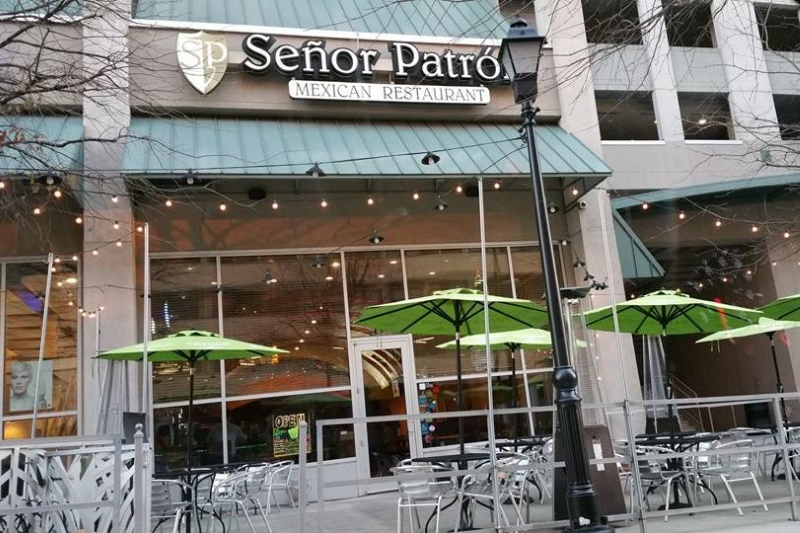 Senor Patron accepts Splits
