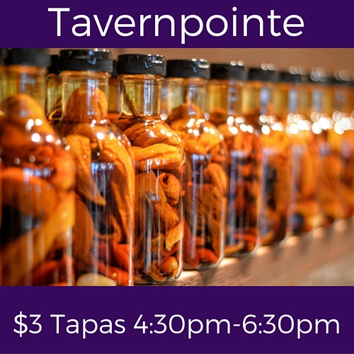 splits wednesday specials at tavernpointe