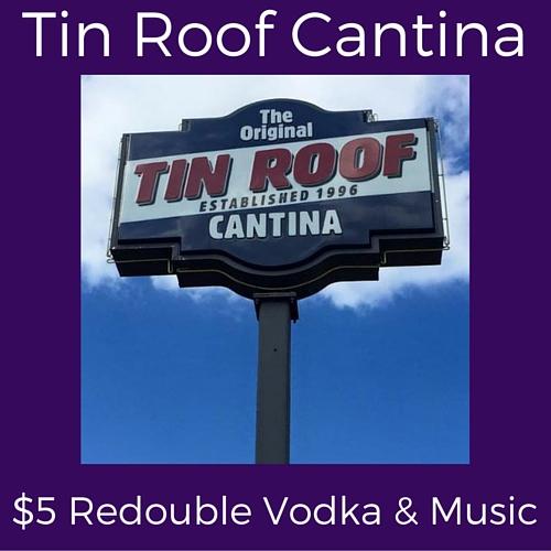 splits friday specials at tin roof cantina