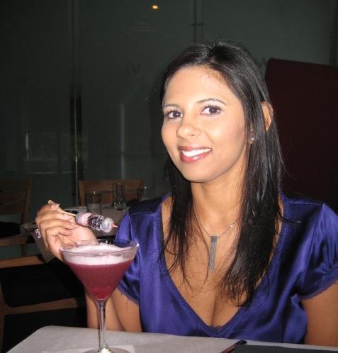 Malika bowling of Atlanta restaurant Blog is partnering with Split