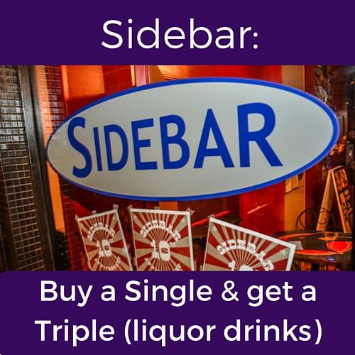 Sidebar Split Special