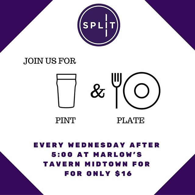 There isn't much better than a 🍺 + 🍽 for $16.  #fwaiting #marlowstavernmidtown #payandsplit #atl #atlanta #atleats #atlfoodie #atlfood #atldrinks #atldrinkspecials #atlantaevents #atlantalife #atlantaeats #savetime #savemoney
