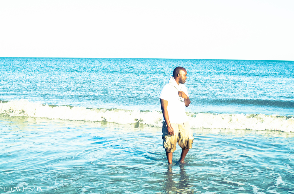 Obviously I didn't take this picture. The one and only Ms Mills took it. I just helped with a little editing. St Simons, GA, you should visit it sometime.