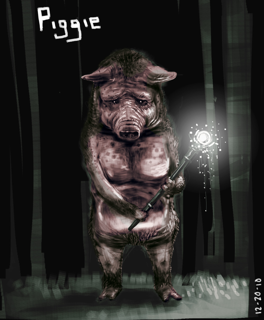 Piggie from Speaker for the Dead