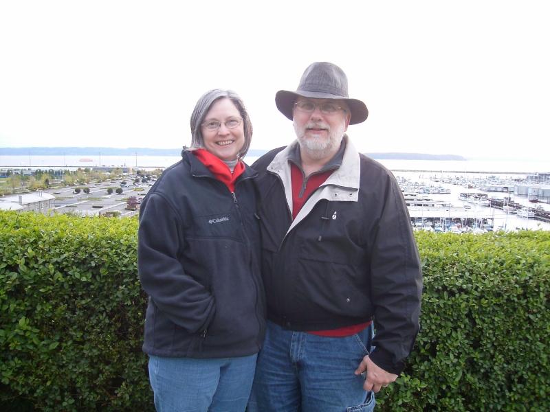 Regional Pastor Stan and Cheryl Olsen