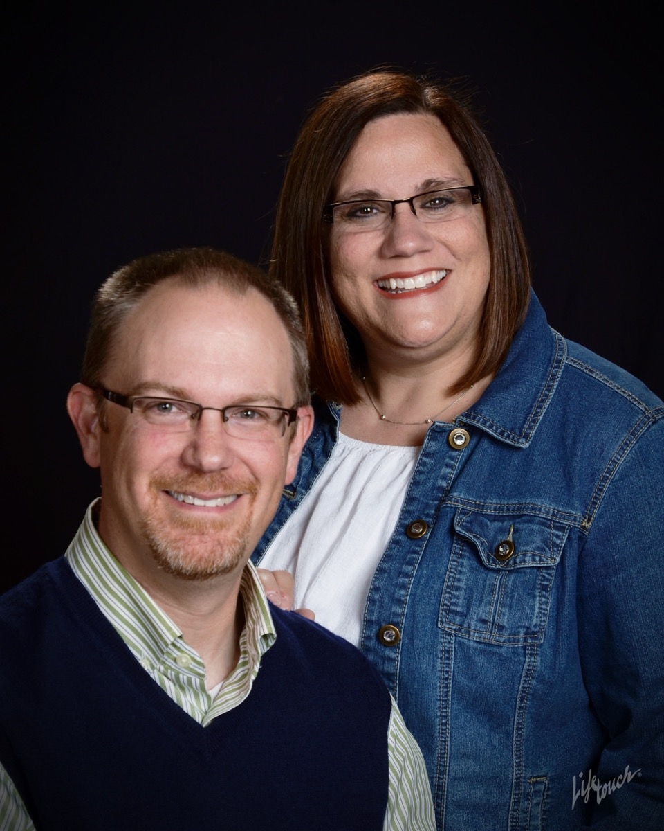 Regional Pastor Phil Heiser with his wife Wendy