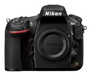 "NIKON D810 DSLR CAMERA     36.3MP FX-FORMAT CMOS SENSOR    FULL HD 1080P VIDEO AT 60/30/24 FPS   14-BIT RAW FILES AND 12-BIT RAW S FORMAT  EXPEED 4 IMAGE PROCESSOR  NO OPTICAL LOW PASS FILTER  3.2"" 1,229K-DOT LCD MONITOR  MULTI-CAM 3500FX 51-POINT AF SENSOR  NATIVE ISO 12800, EXTENDED TO ISO 51200  5 FPS SHOOTING AT FULL RESOLUTION  ELECTRONIC FRONT CURTAIN SHUTTER"