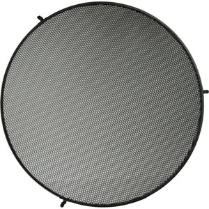 HONEYCOMB GRID FOR BEAUTY DISH REFLECTOR   -NARROWS BEAM OF LIGHT   -CONTROLS SPILL LIGHT   -INSTALLS QUICKLY