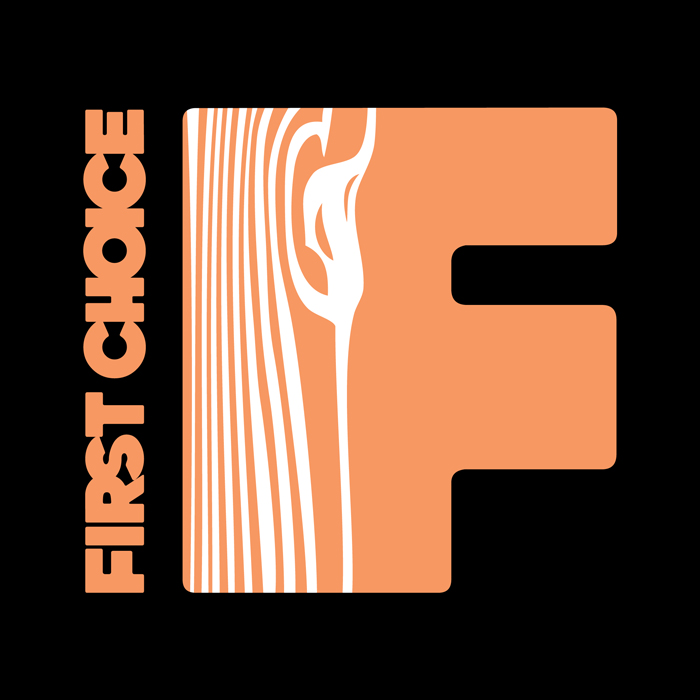 First Choice Flooring Logo Design