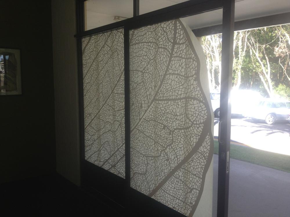Window Design Installation