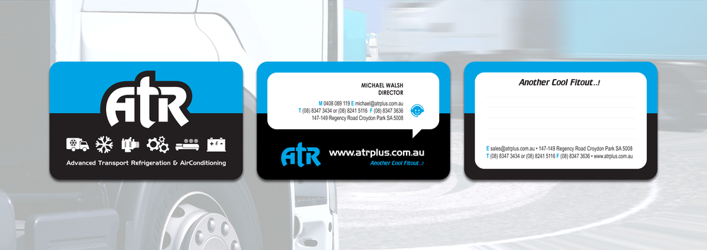 ATR Business Card
