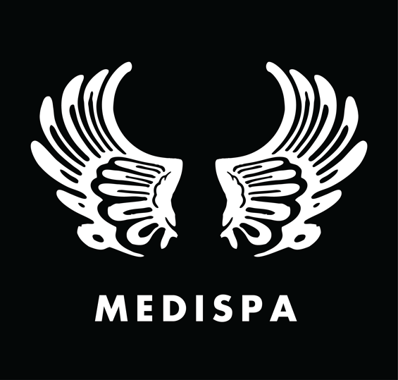 Angel Medispa Logo Design Byron Bay