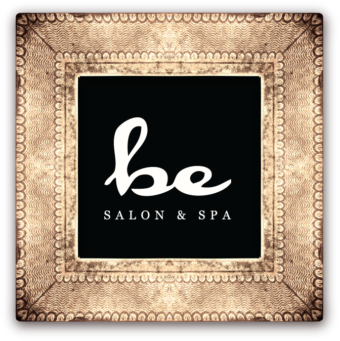 Be Salon Beauty Spa Branding