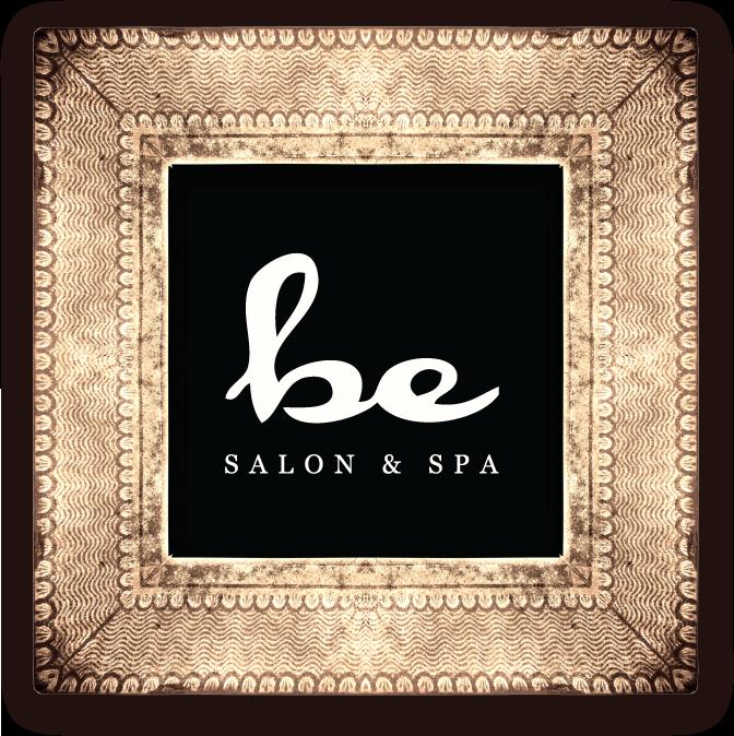 Be Salon Beauty Spa Branding